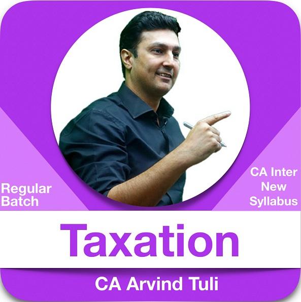 Taxation ( Income Tax & GST )