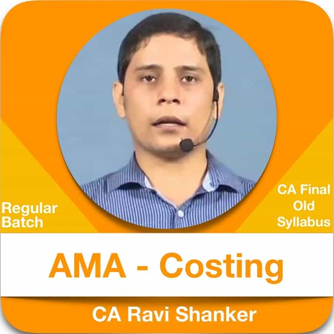 AMA Costing & QT Regular Batch Old Syllabus