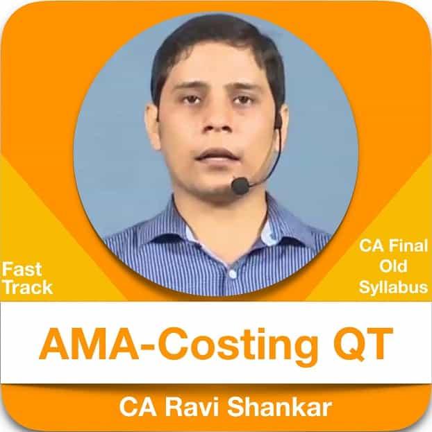AMA (Costing and QT ) Fast Track Batch