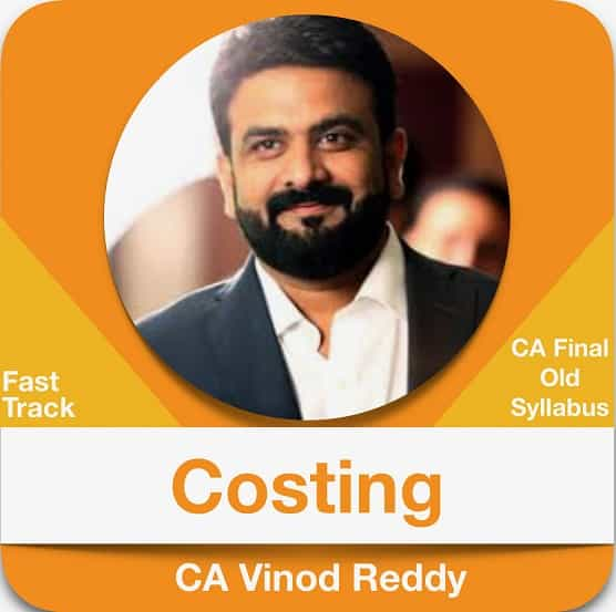 Cost Management Revision Batch