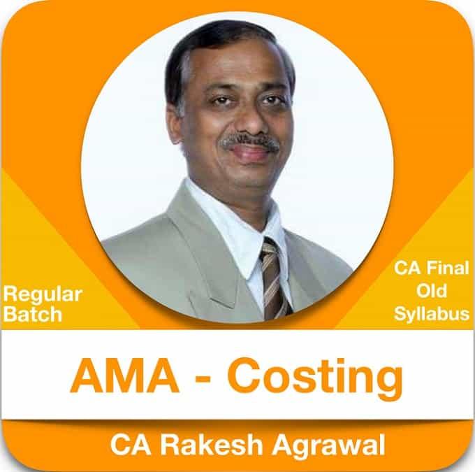 AMA (Full Set of Costing Only) - Regular Batch