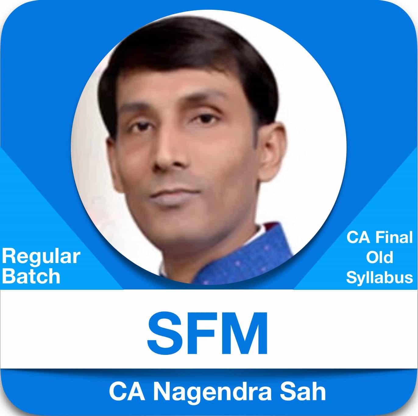 SFM Regular Batch
