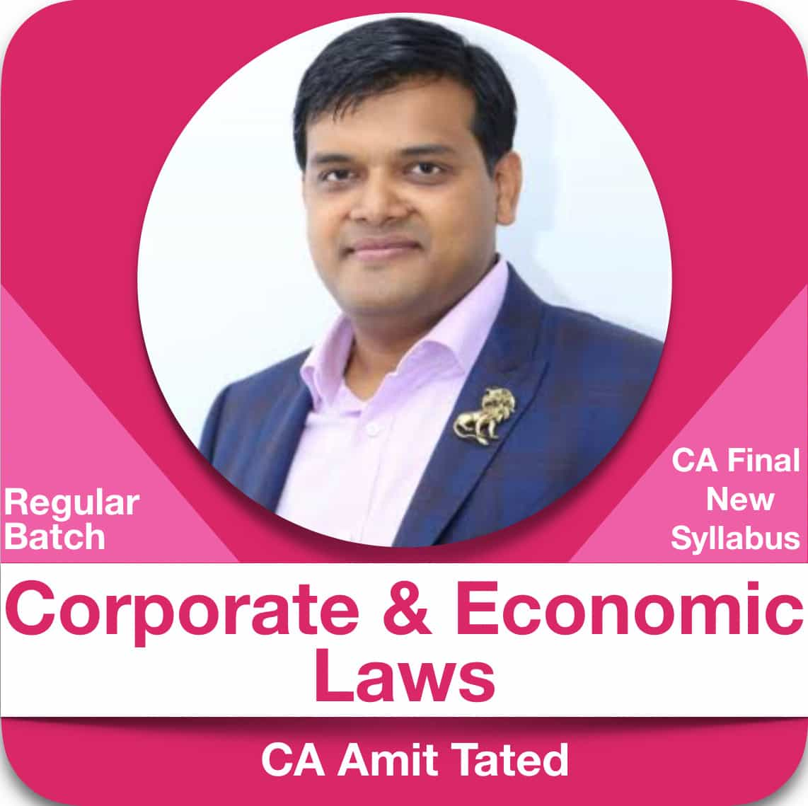 Corporate & Economic Laws Regular Batch