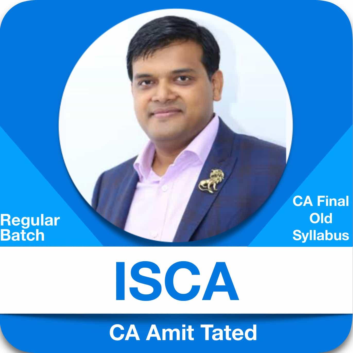 ISCA Regular Batch