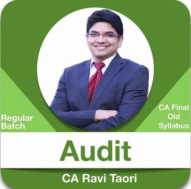 Audit (Classroom Recording) Regular Batch