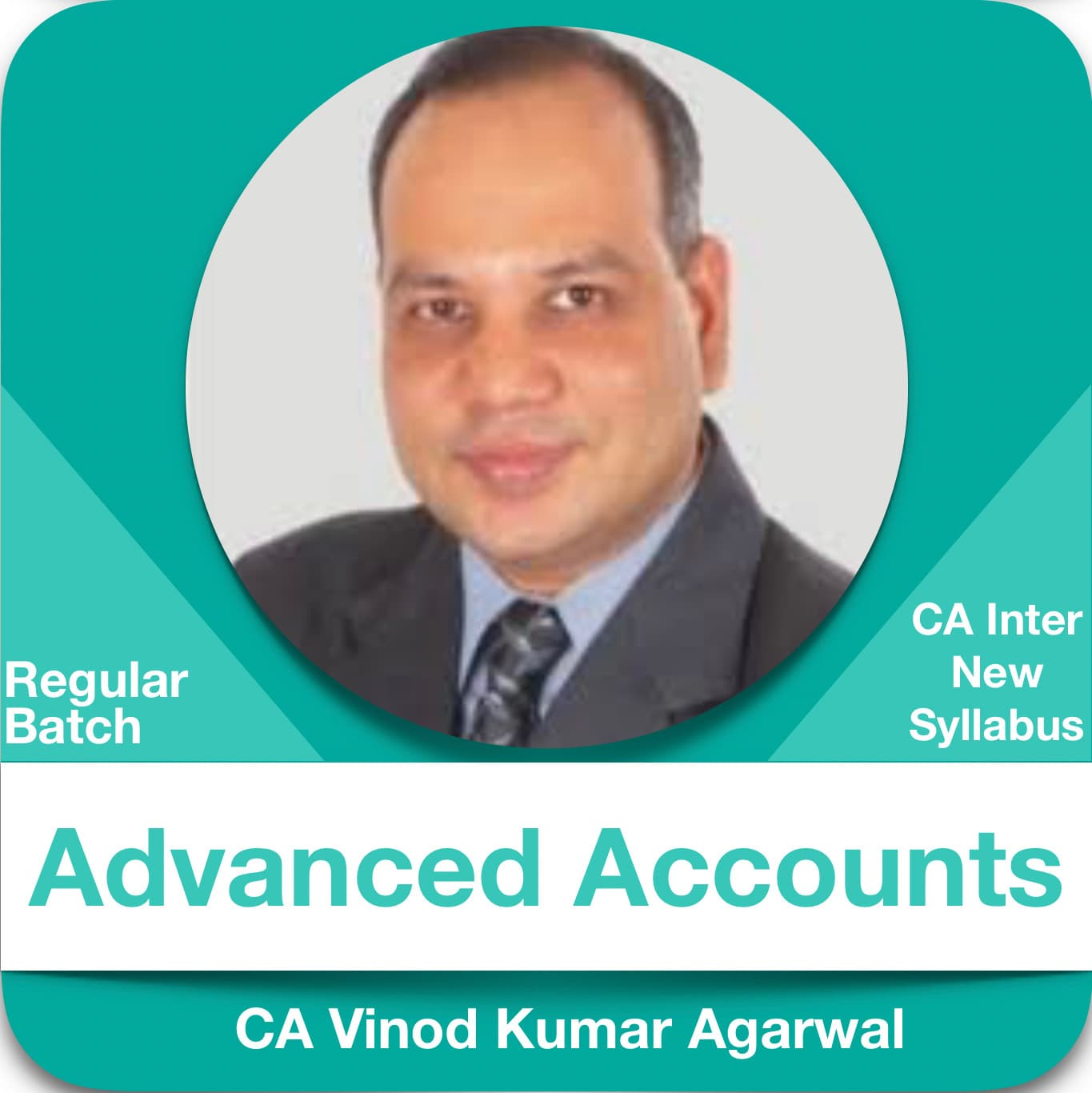 Advanced Accounting Regular Batch in Hindi ( 1.2 & 1.5 View )