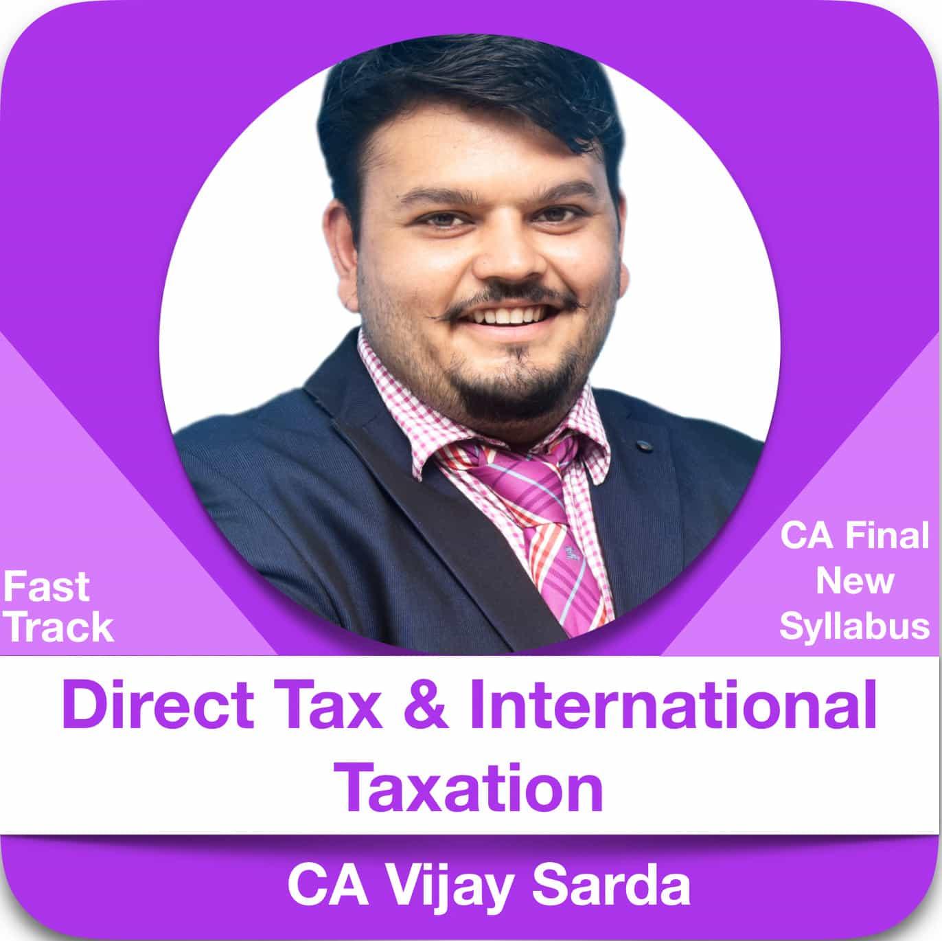 Direct Tax (Super 35) Fast Track Batch (May 21 & Nov 21 )