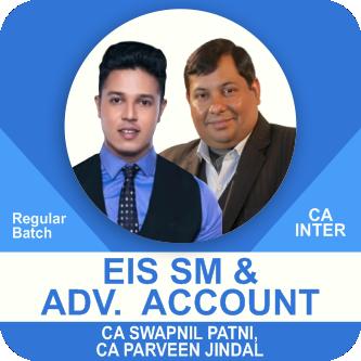 EIS SM & Advance Account Regular Batch Combo