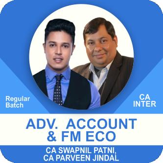 FM Eco & Advance Account Combo Regular Batch
