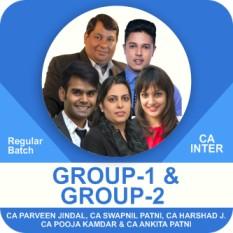 Group 1 + Group 2 Regular Batch Combo