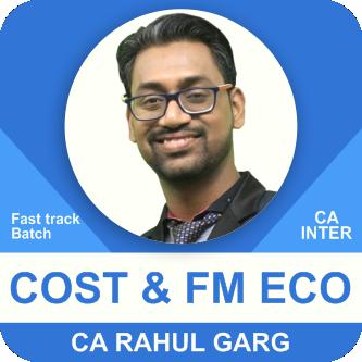 Cost & FM Eco Fast Track Batch