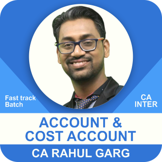 Cost & Accounting Fast Track Batch Combo
