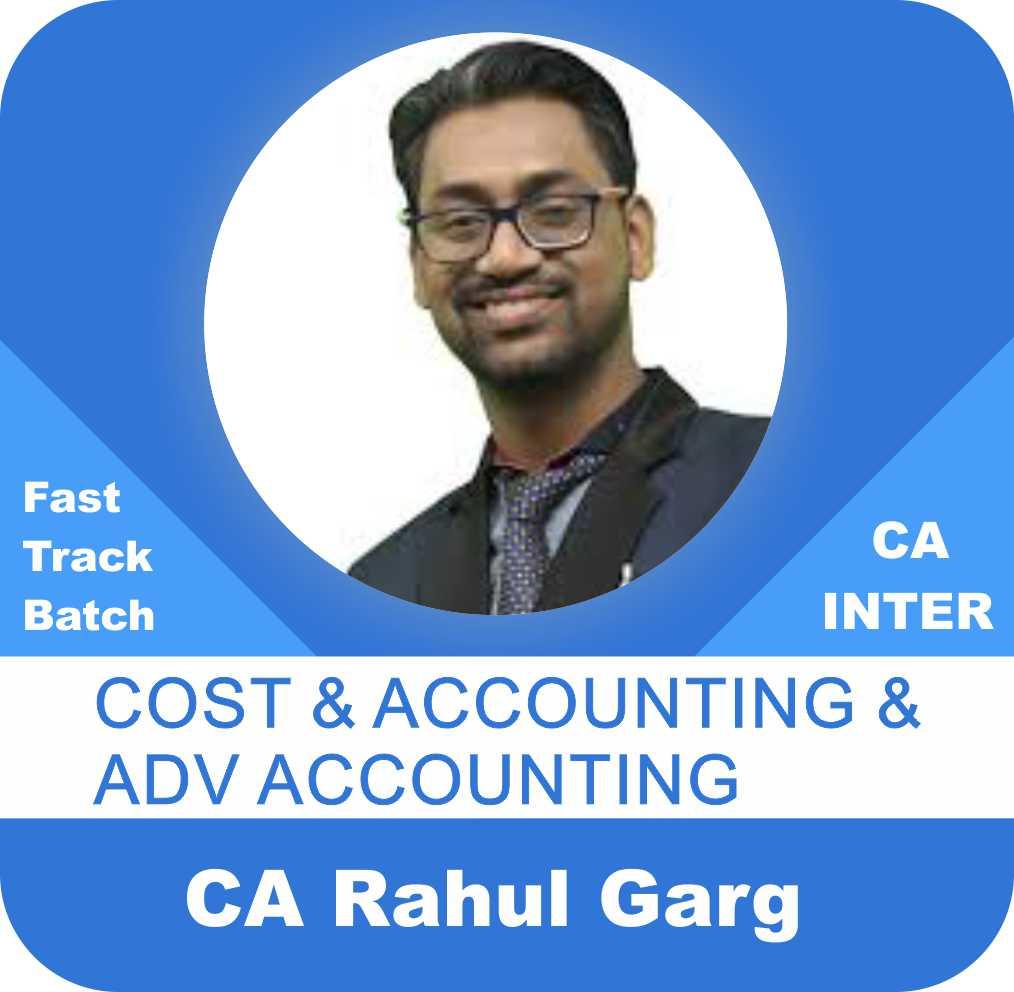 Cost & Account & Advance Account Fast Track Batch Combo