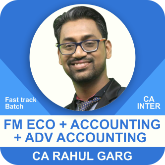 FM Eco & Accounting & Advance Accounting Fast Track Batch