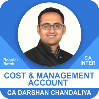 Cost & Management Accounting Regular Batch (January 2021 - May 2021)