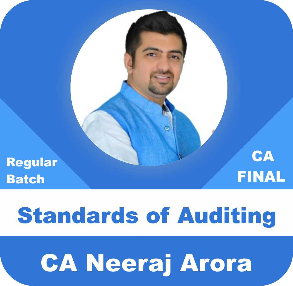 CA Final Standards of Auditing