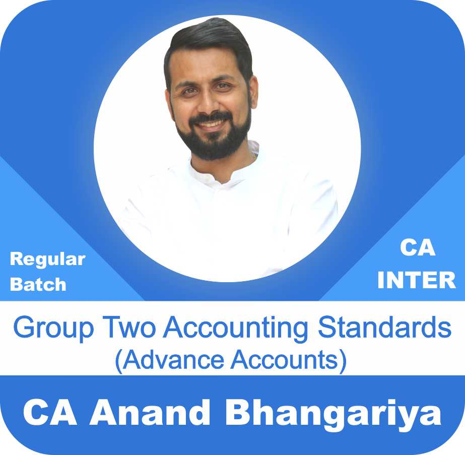 Group 2 Advance Accounts - Accounting Standards AS