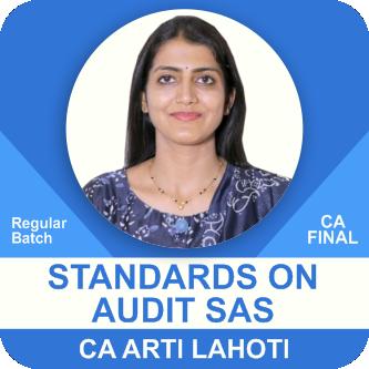 Standards On Audit SAS