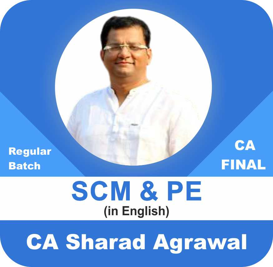 SCM PE Regular Batch In English