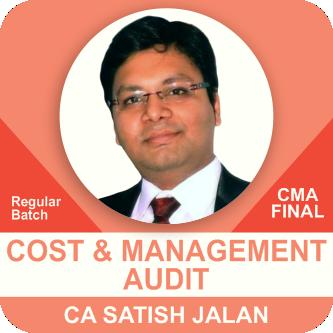 Cost & Management Audit - CMA Final - (Batch No. 19 B)
