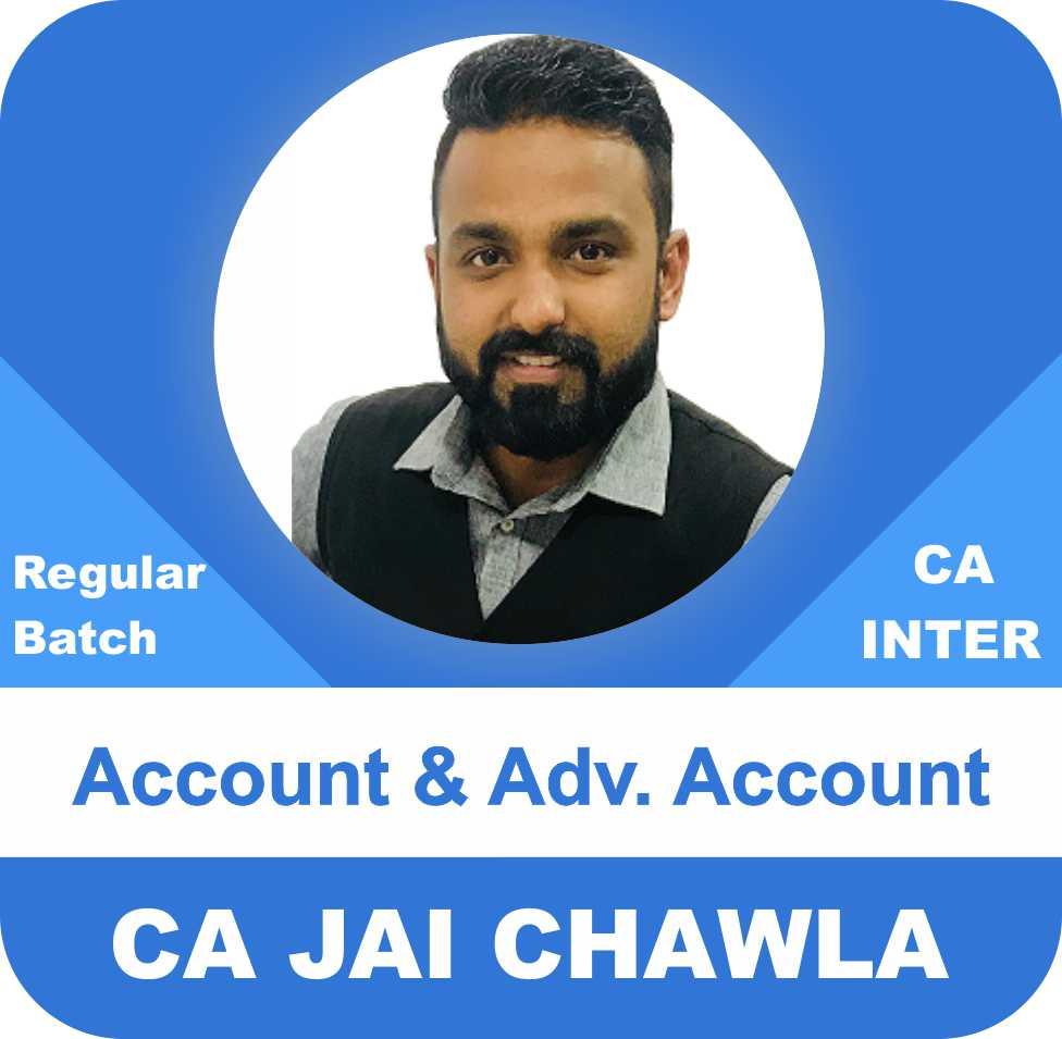 Accounts & Advance Account Regular Batch Combo