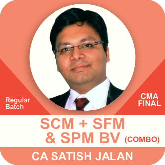 CMA Final SCM and SFM and SPM BV Combo