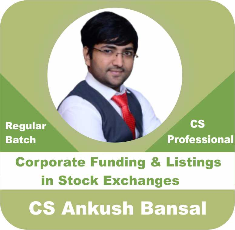 Corporate Funding & Listings in Stock Exchanges
