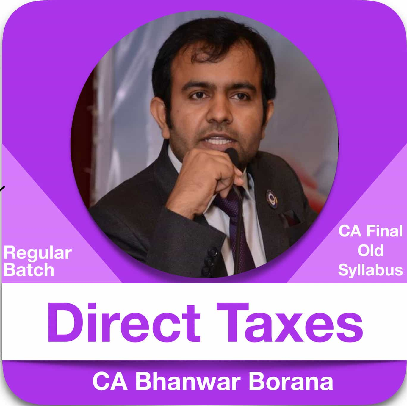 Direct Tax Laws Regular Batch In English ( May / Nov 21 )