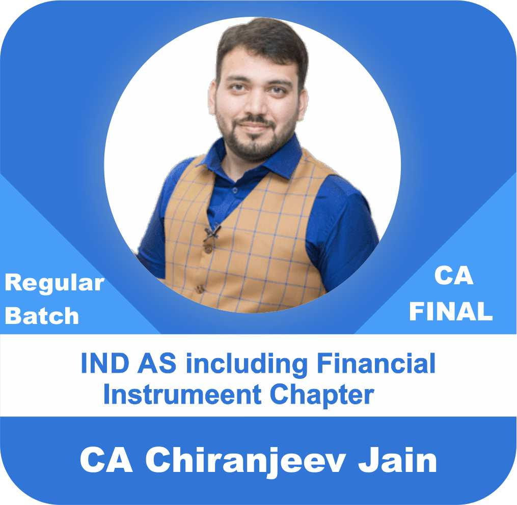 IND AS including Financial Instrumeent Chapter