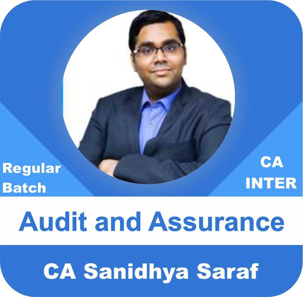 Audit & Assurance Regular Batch
