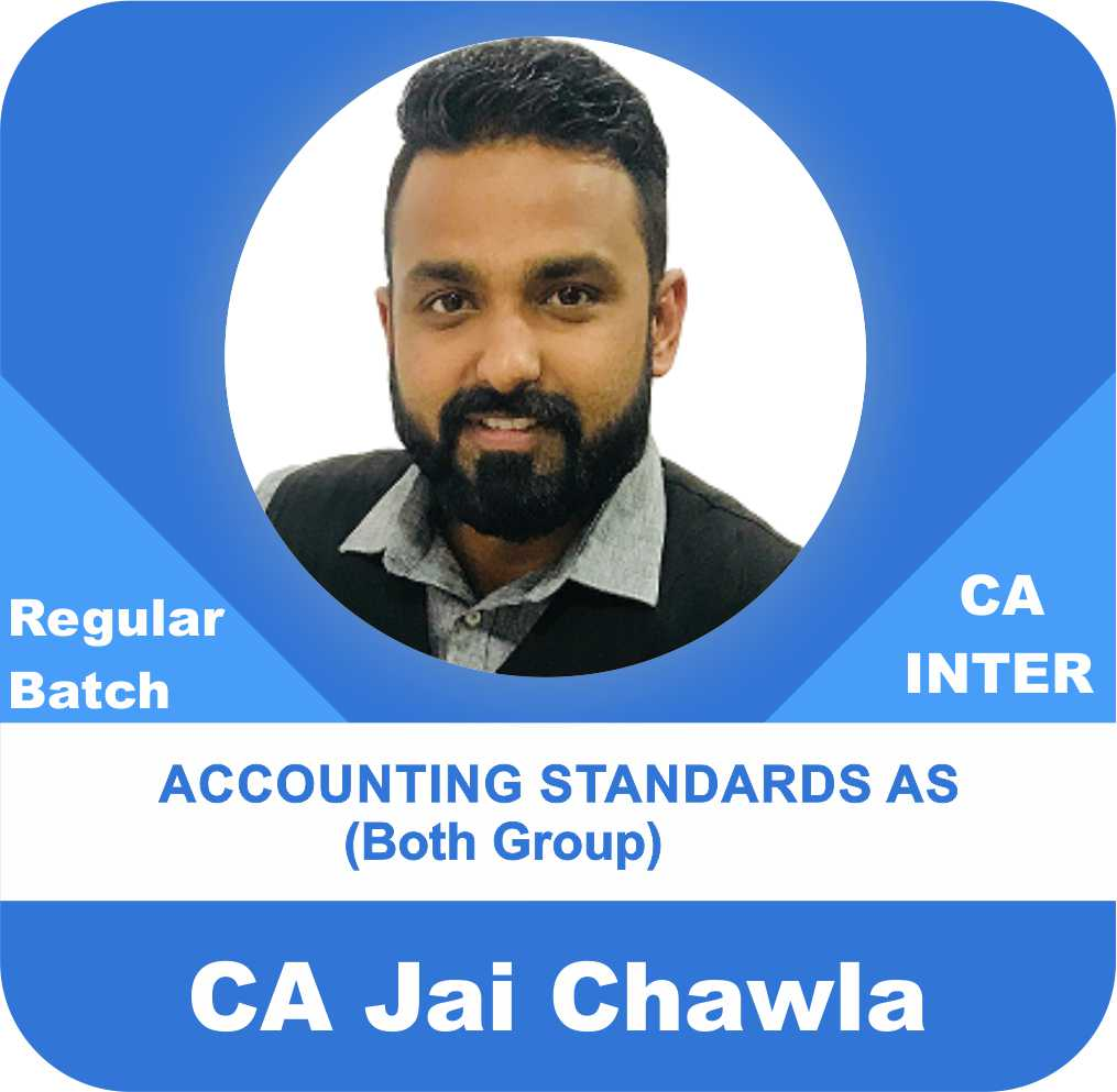 CA Inter (Group 1 & 2) Accounting Standards AS
