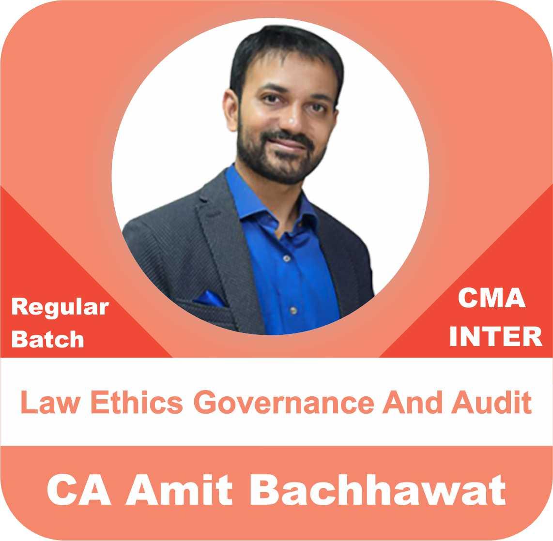 Law Ethics Governance & Audit Combo
