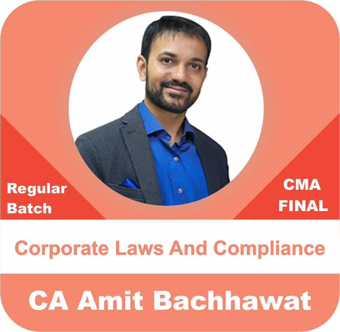 Corporate Laws & Compliance Regular Batch