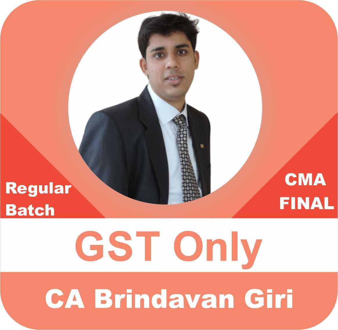 GST Only Regular Batch