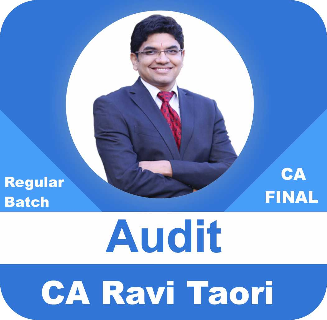 Audit Regular– New Course (Simple English)