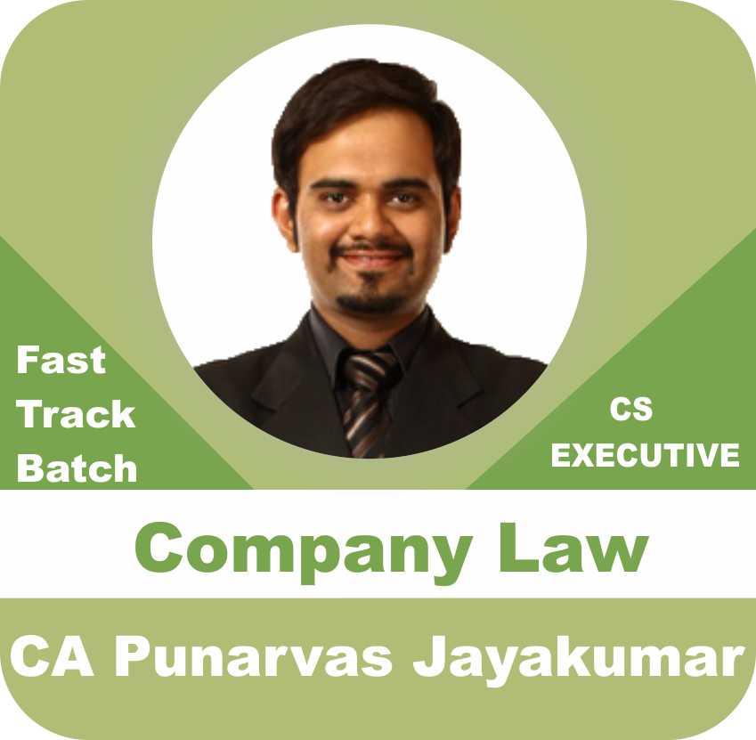 Company Law Fast Track Batch