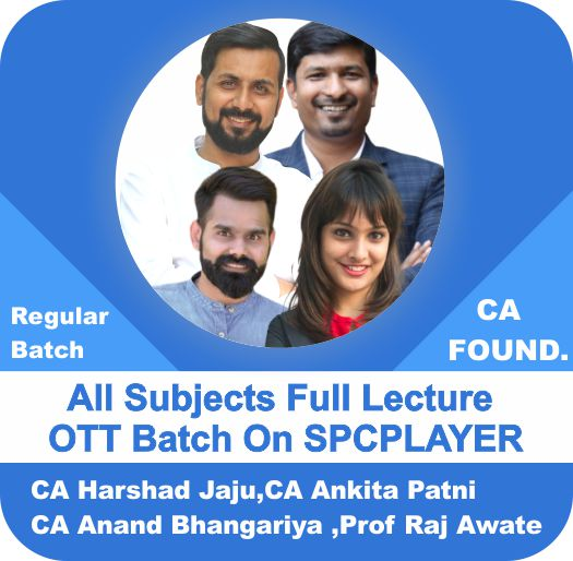 All Subjects Full Lecture OTT Batch on SPC player