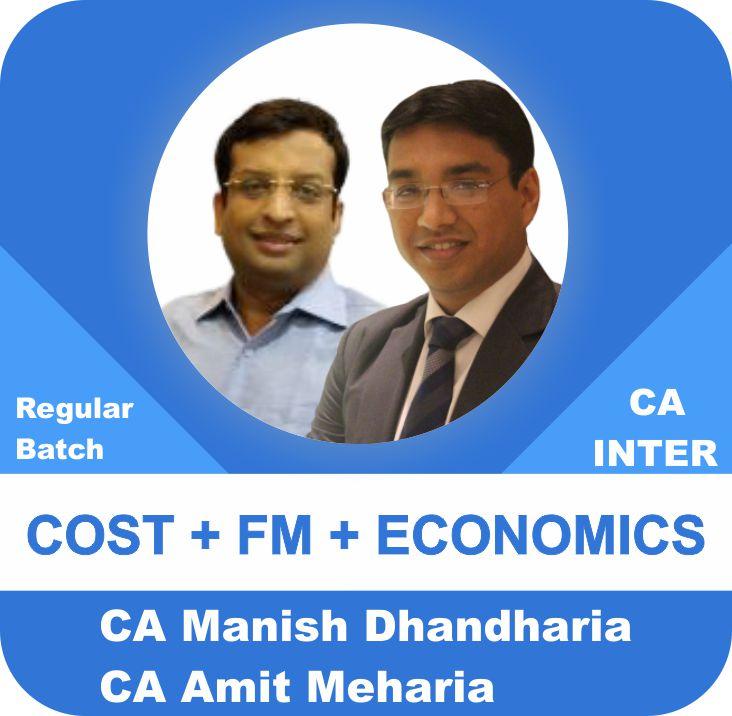 Cost and FM Eco Regular Batch Combo