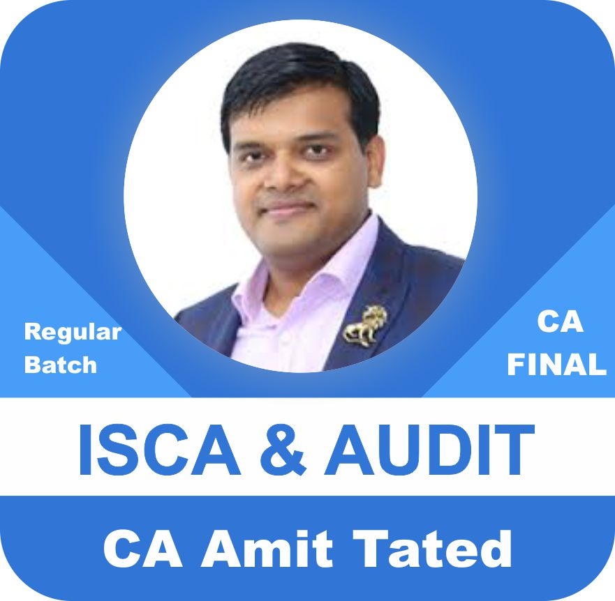 ISCA & Audit Regular Batch Combo