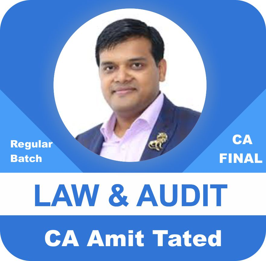 Law & Audit Regular Batch Combo