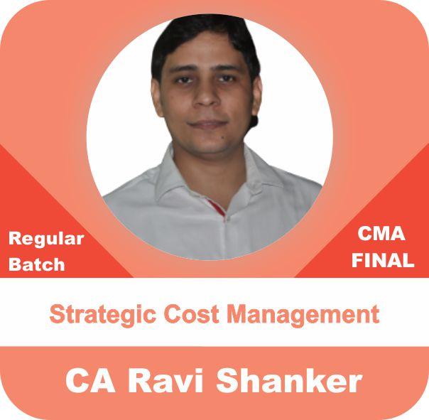 Strategic Cost Management & DM Regular Batch