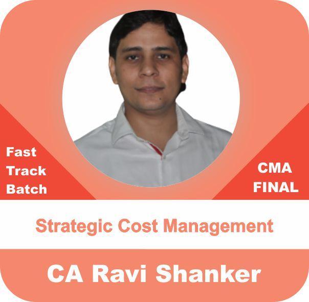 Strategic Cost Management Fast Track Batch