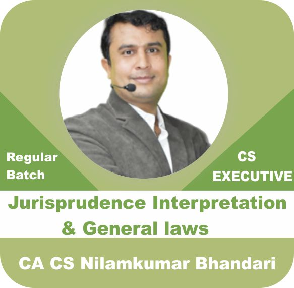 Jurisprudence Interpretation and General Laws