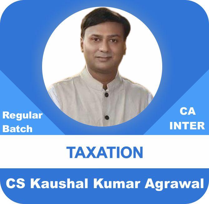 Taxation (Income Tax & GST )