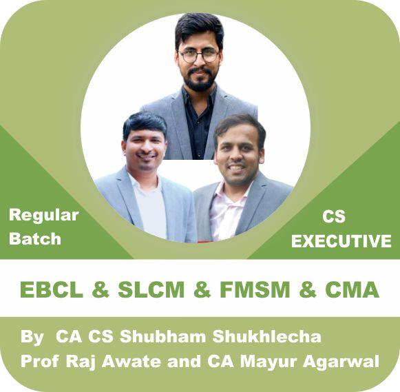 EBCL + SLCM + FMSM + CMA (Module 2)