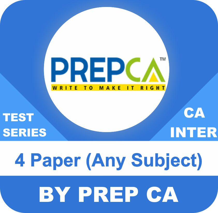 (4 Paper) Any One Subject Test Series in Standard Program