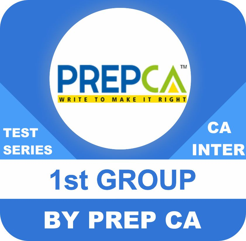 1st Group (4 subjects, 4 papers each subject) Test Series In Standard Program