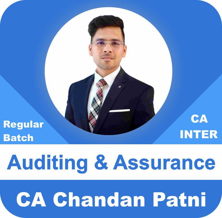 Audit Regular Batch (English)