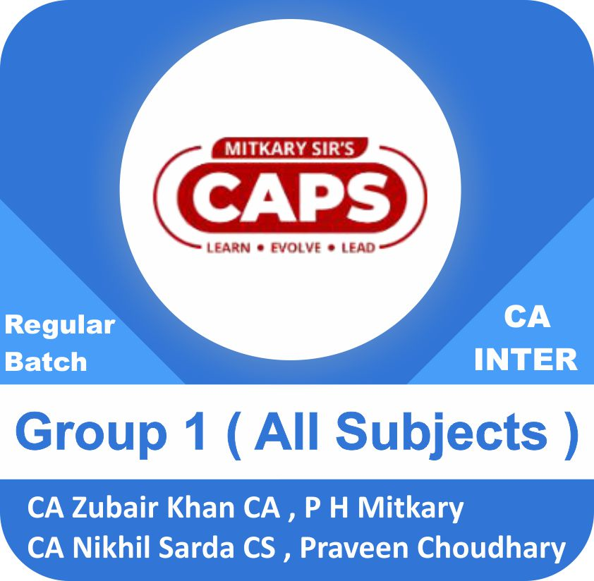 Group One Subjects Regular Batch Combo