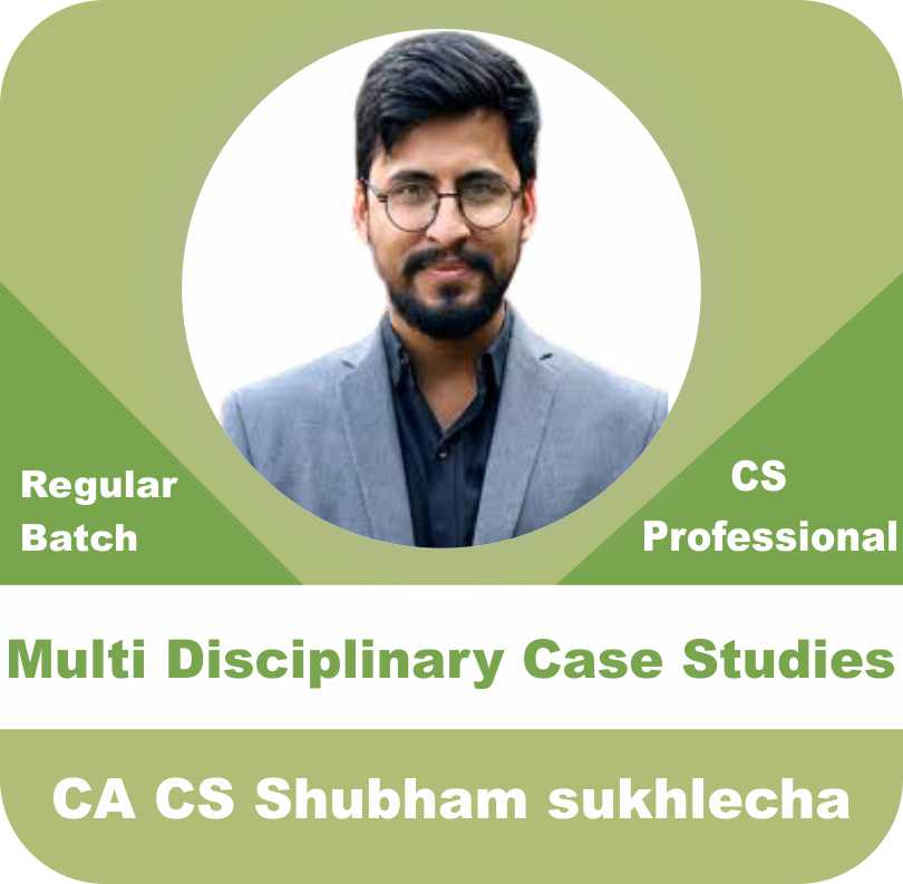 Multi Disciplinary Case Studies